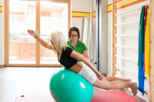 Trainingstherapie Physio Denise Lanziner